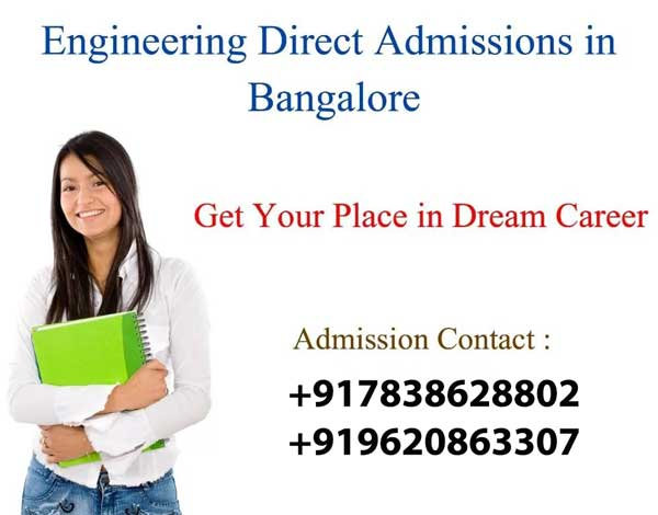engineering admission bangalore